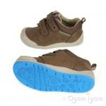 Start-rite Beetlebug Boys Brown Shoe