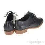 Clarks Taylor Skies Womens Black Shoe
