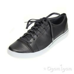 Clarks Penwick Abbott Womens Pewter Shoe