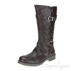 Primigi Creamy Girls Moro Brown Boot
