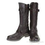Primigi Creamy Girls Moro Brown Boot