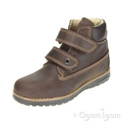 Primigi Aspy 1 Boys Marrone Brown Boot