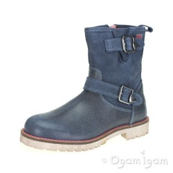 Agatha Ruiz de la Prada 151962 Girls Marino Blue Boot
