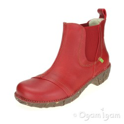 El Naturalista Yggdrasil N158 Womens Tibet Red Boot