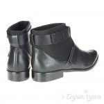 Clarks Bizzy Show Womens Black Boot
