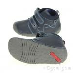Start-rite Noah Infant Boys Navy Shoe