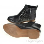 Clarks Taylor Storm Womens Black Boot