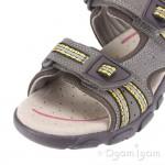 Geox Strada Boys Light Brown/Ochre Sandal