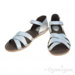 Clarks Tustin Sahara Womens Off White Sandal
