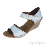 Clarks Orient Sea Womens White Sandal