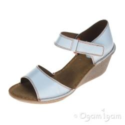 Clarks Orient Sea Womens White Sandal
