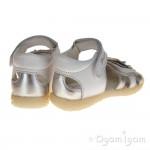 Primigi Magdalene Girls Bianco/Argento White Sandal