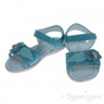 Primigi Camelie-E Girls Aqua Sandal