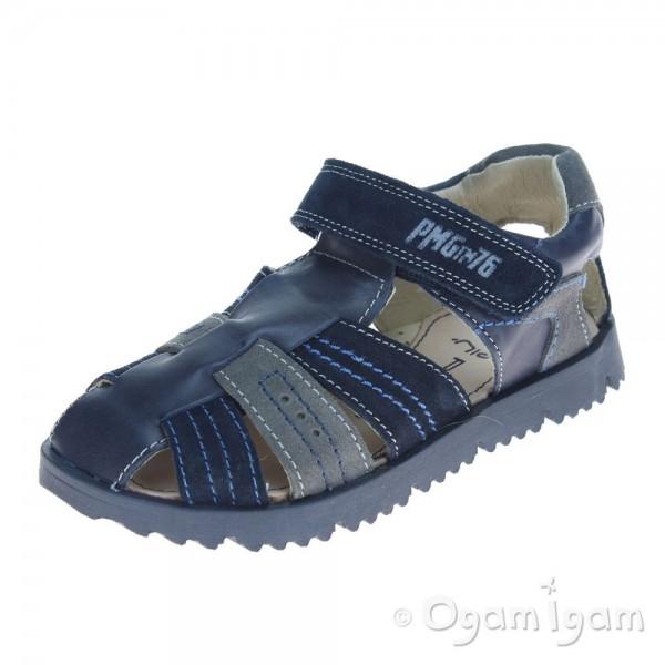 Primigi Hector-E Boys Blue/Navy Sandal