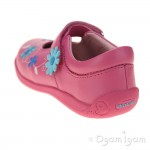Start-rite Supersoft Honey Bee Girls Bright Pink Shoe