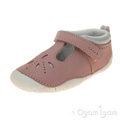 Start-rite Polly Infant Girls Pink Shoe