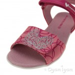 Agatha Ruiz de la Prada 162651 Girls Fuchsia Sandal