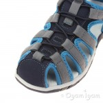 Garvalin 162810 Boys Azul Sandal