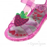Agatha Ruiz de la Prada 162999 Girls Pink Waterfriendly Sandal
