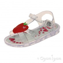 Agatha Ruiz de la Prada 162997 Girls Clear Waterfriendly Sandal