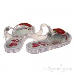 Agatha Ruiz de la Prada 162997 Girls Clear Waterfriendly Sandal
