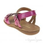 Start-rite Nostalgia Girls Hot Pink Sandal