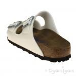 Birkenstock Arizona Magic Galaxy Womens White Sandal