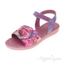 Lelli Kelly Lilac Girls Lilla Fantasia Sandal