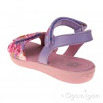 Lelli Kelly Lilac Girls Lilla Fantasia Sandal