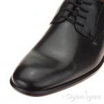 Clarks Gosworth Walk Mens Black Shoe