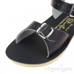 Salt-Water Surfer Boys Girls Navy Sandal
