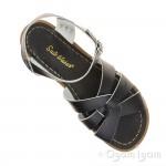 Salt-Water Original Womens Black Sandal