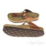 Birkenstock Gizeh Magic Galaxy Womens Bronze Sandal
