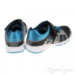 Clarks ReflectSpy Inf Boys Blue Combi Trainer
