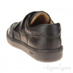 Primigi Diamond Boys Black School Shoe