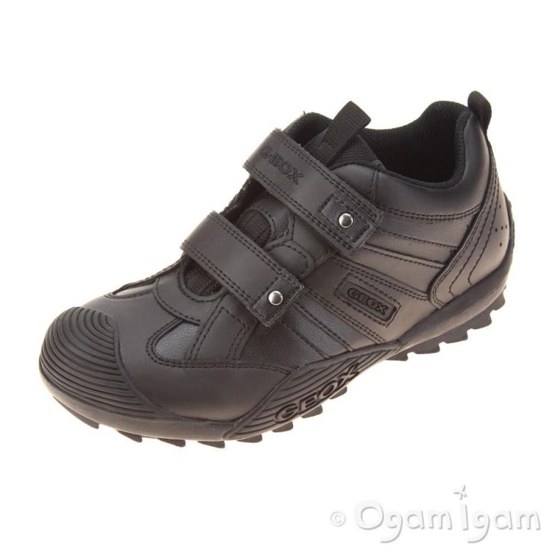 Geox Savage Shoes Black