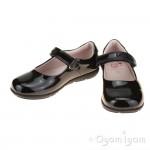 Lelli Kelly Classic Girls Black Patent School Shoe
