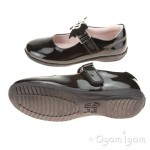 Lelli Kelly Sophia Girls Black Patent School Shoe