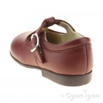 Start-rite Jo Infant Girls Red Shoe