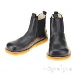 Angulus 2192 Junior Boys-Girls Navy Chelsea Boot