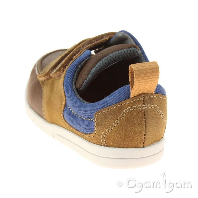 Infant Boys Clark Shoes