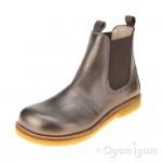 Angulus 2192 Girls Bronze Chelsea Boot