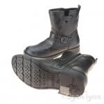 Geox Sofia Girls Navy Boot