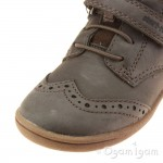 Start-rite Super Soft Hugo Boys Brown Shoe