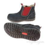 Primigi Lauren Boys Blue-Red Boot