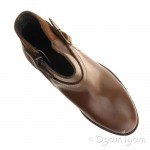 Start-rite Imogen Girls Tan Brown Boot