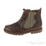 Start-rite Digby Boys Brown Boot