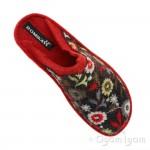 Romika Mikado 88 Womens Red Multi Slipper