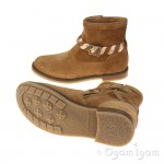 Pom D'Api Trip Twist Terre Girls Tan Boot