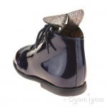 Pom D'Api Nioupi Pinpin Girls Marine Blue Boot
